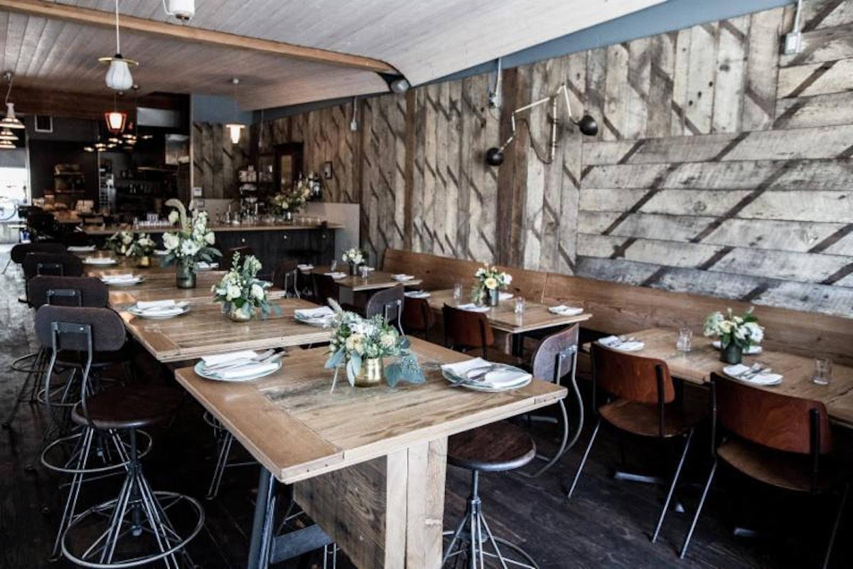 Burdock & Co New Seasonal Dishes and Mother's Day Brunch