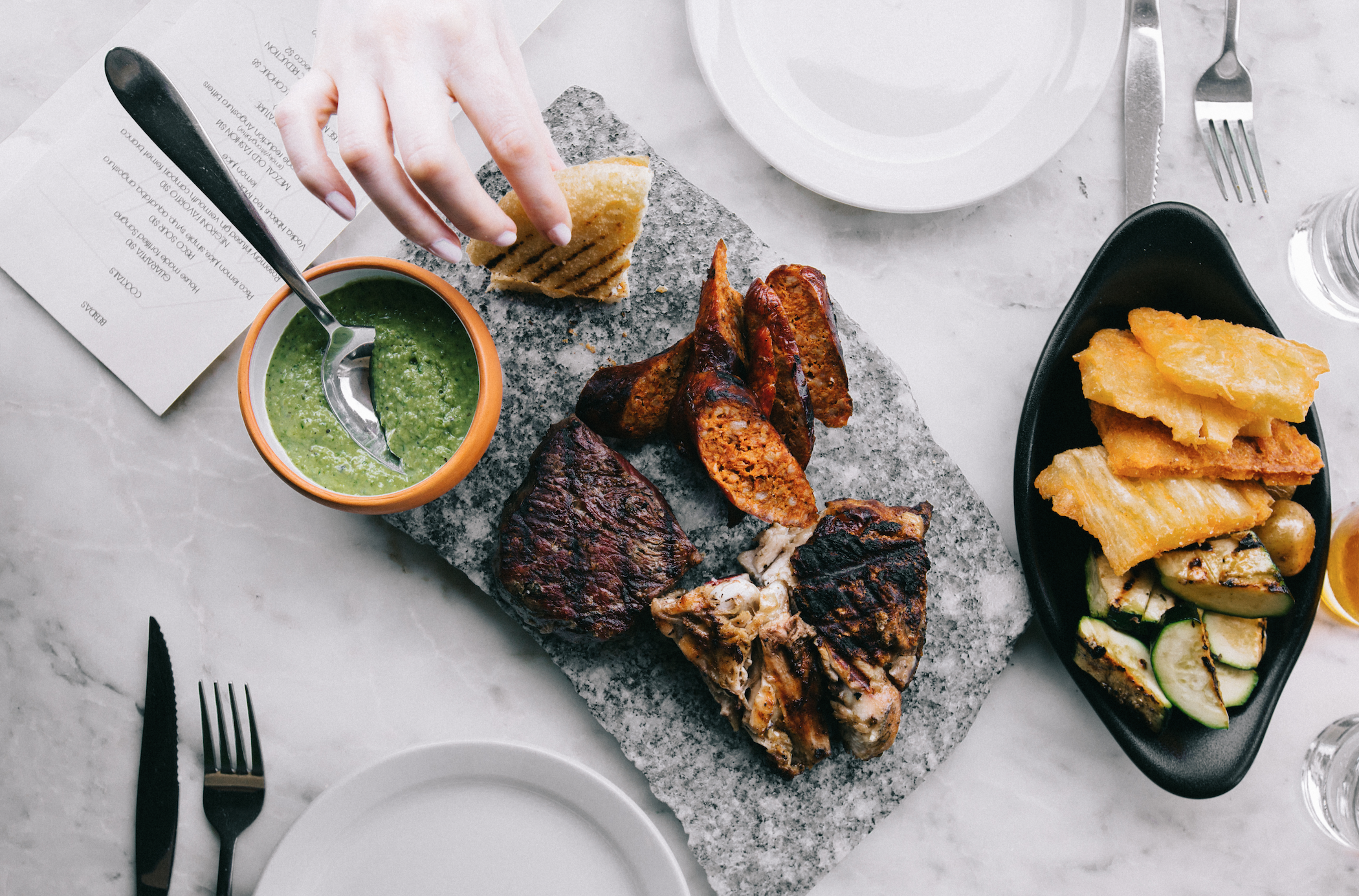 Cacao Restaurant fires up Latin American style barbecue
