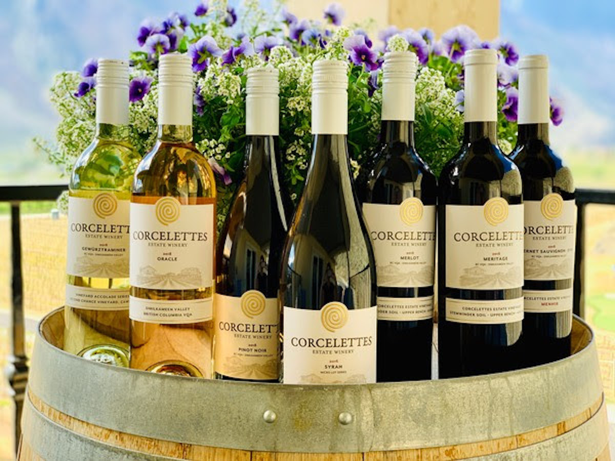 Corcelettes Santé Sparkling Wine Release and Heads Up On Wines Nearly Sold Out!