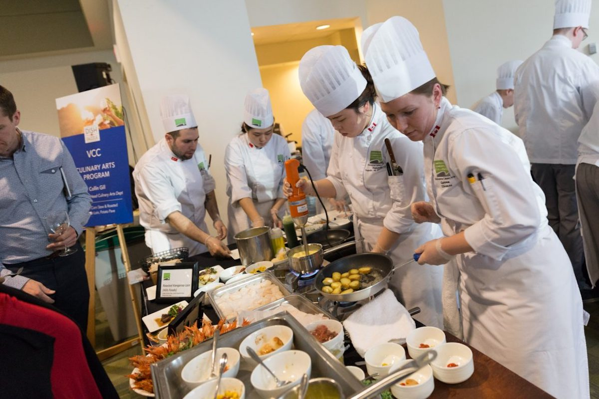 DISH – Fundraising event benefitting the BC Hospitality Foundation TICKETS SELLING FAST