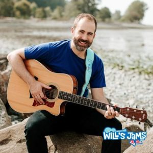 Wills' Jams new album Rocks & Roots launches May 14 : Husband and