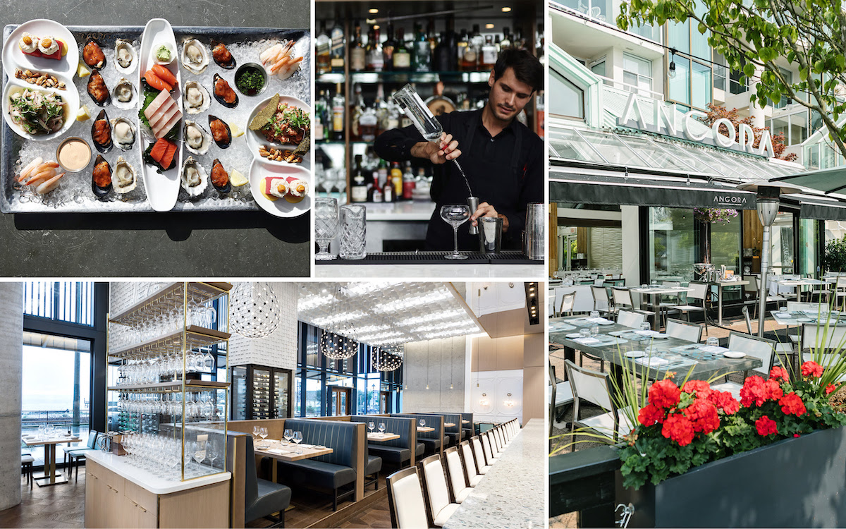 Ancora Waterfront Dining and Patio Hosts Special Father's Day Brunch Services at Two Locations on June 17