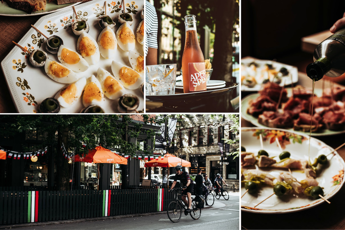 Di Beppe Introduces New Menu of 'Cicchetti' Small Bites During Patio Launch Party, June 12