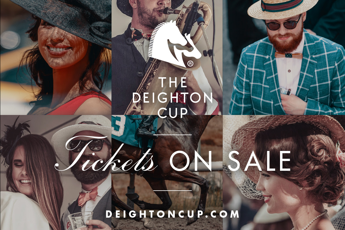 Come Get Fancy – Deighton Cup Tickets now on sale!