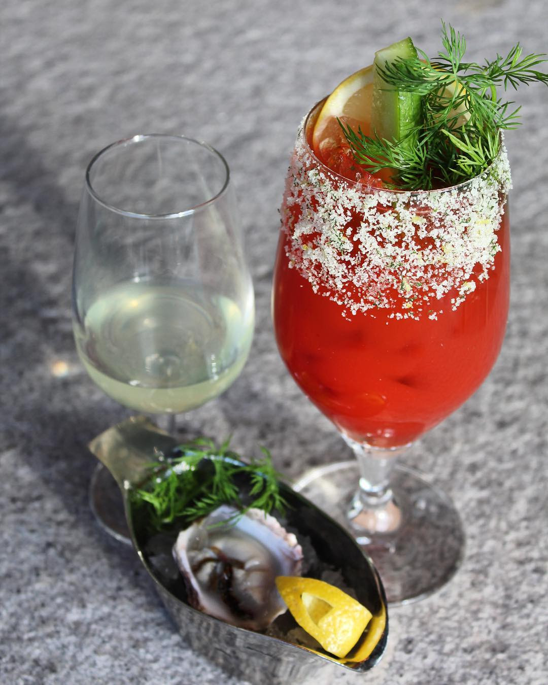 SIP AND CELEBRATE CAESAR'S 50TH BIRTHDAY AT FAIRMONT HOTELS IN BC