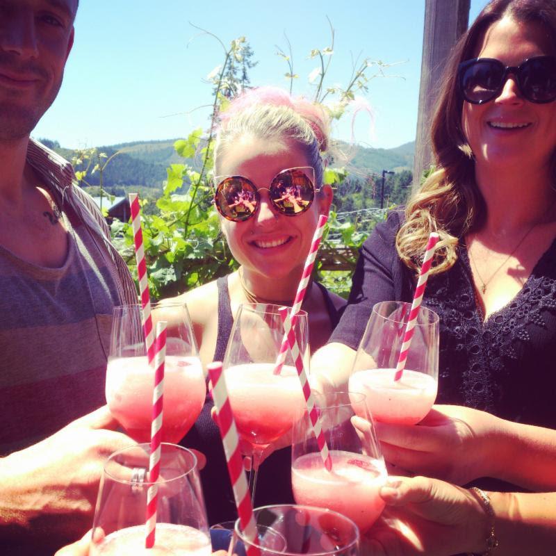 Blue Grouse Estate Winery Summer Calendar