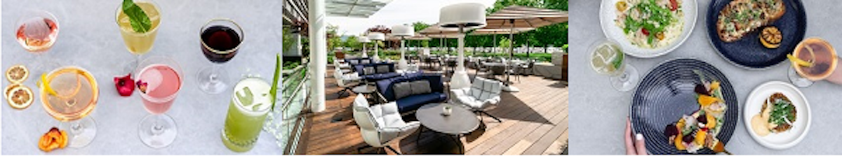 H Tasting Lounge at The Westin Bayshore launches new patio and menu