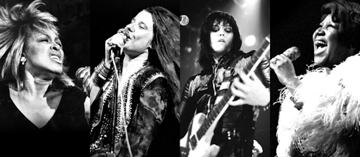 Relive the legendary music of epic women of rock, soul and pop in 'Women Rock' with the VSO, May 24 & 25