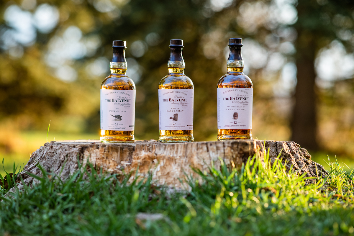 CONNOISSEURS OF CRAFT CELEBRATE HUMAN STORIES OF ENDEAVOUR IN WHISKY, ART, AND AUDIO WITH THE RELEASE OF THE BALVENIE STORIES RANGE