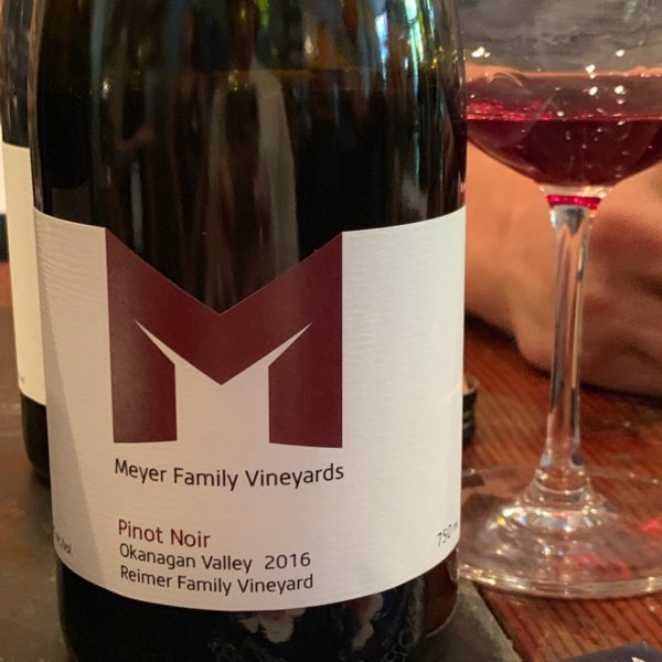 The Premier Wine Tasting event of the season - BC Pinot Noir