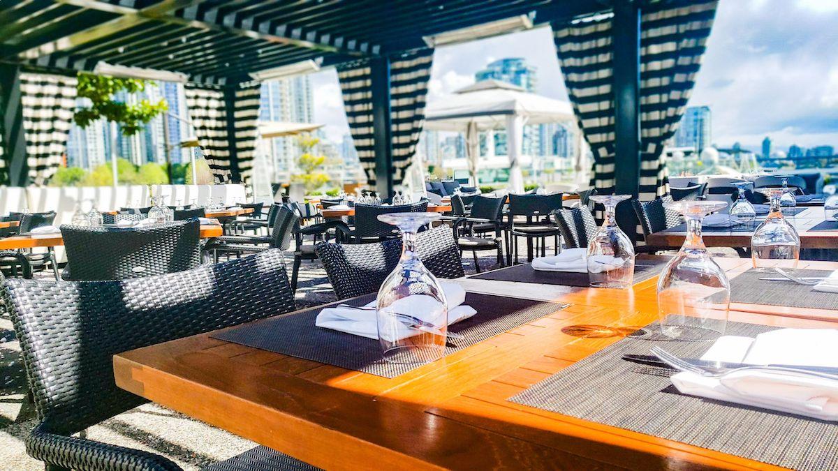 New brunch menu launched at Dockside Restaurant