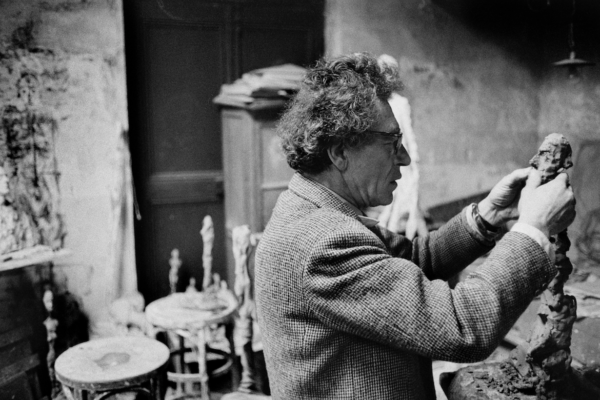 The Vancouver Art Gallery presents: Alberto Giacometti: A Line Through Time
