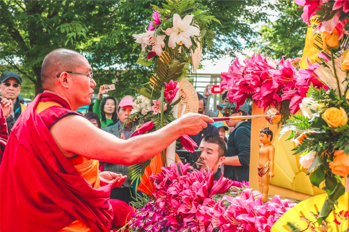 BC Buddhist Festival 2019 on June 8th 9:30am-5:30pm