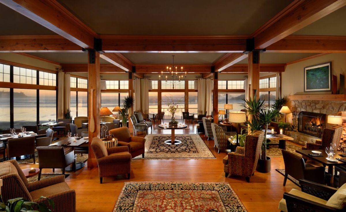 Long Beach Lodge Resort's Great Room a Culinary Destination