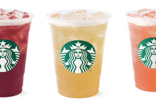 Starbucks introduces NEW TeavanaTM/MC Flavoured Iced Teas
