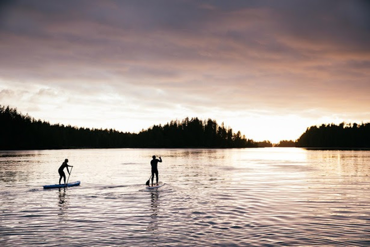 Tofino Resort + Marina launches new Paddle Boarding Adventure