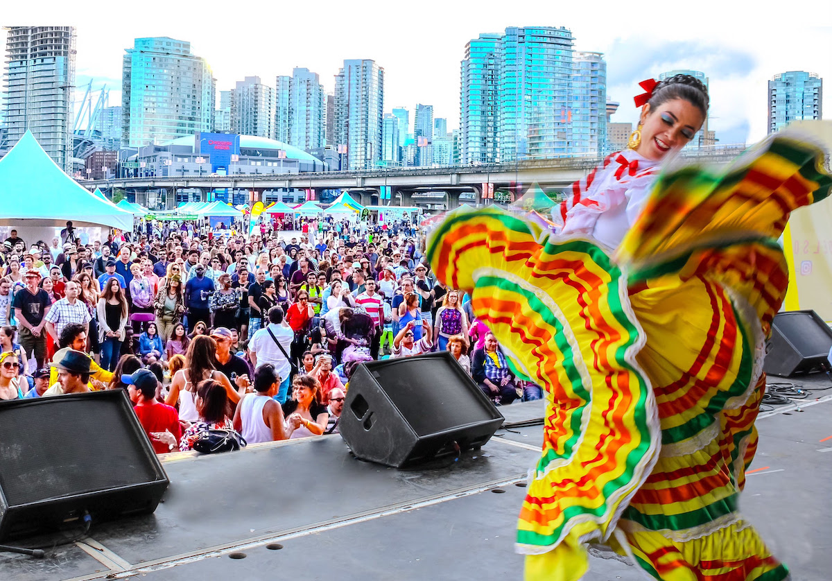 Carnaval del Sol festival celebrates Latin American culture, July 6 – 7
