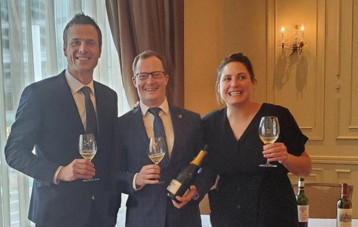 BC Sommelier Wins South African Sommelier Cup Title