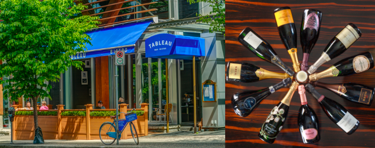 Tableau Bar Bistro Pops the Cork on Bubbles & Brunch begins June 8