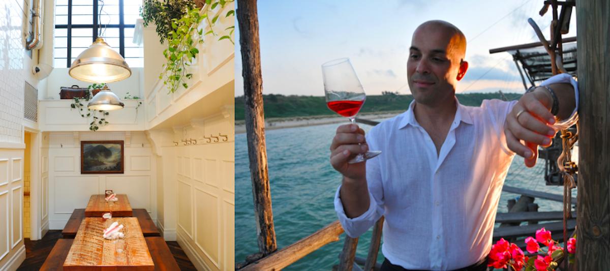 Homer Street Café to Host Jasci & Marchesani Winemaker's Dinner June 12