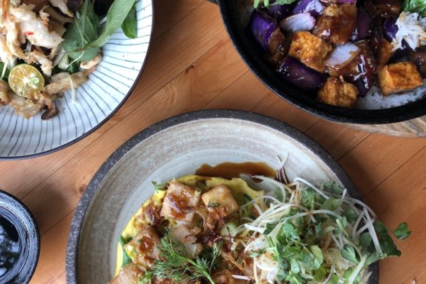 Do Chay opens up in the Kingsway corridor with vegetarian and vegan fare
