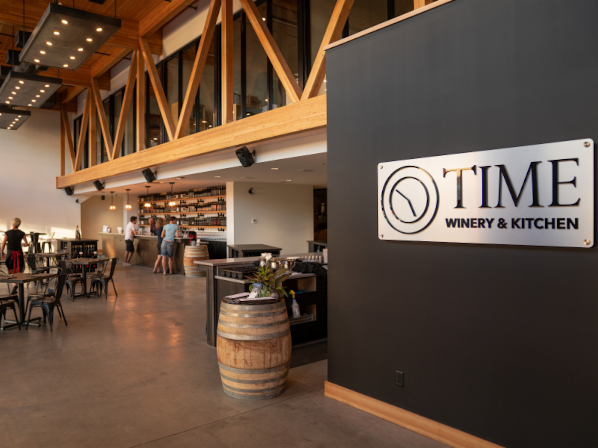 Celebrate Summer at TIME Winery & Kitchen in Penticton