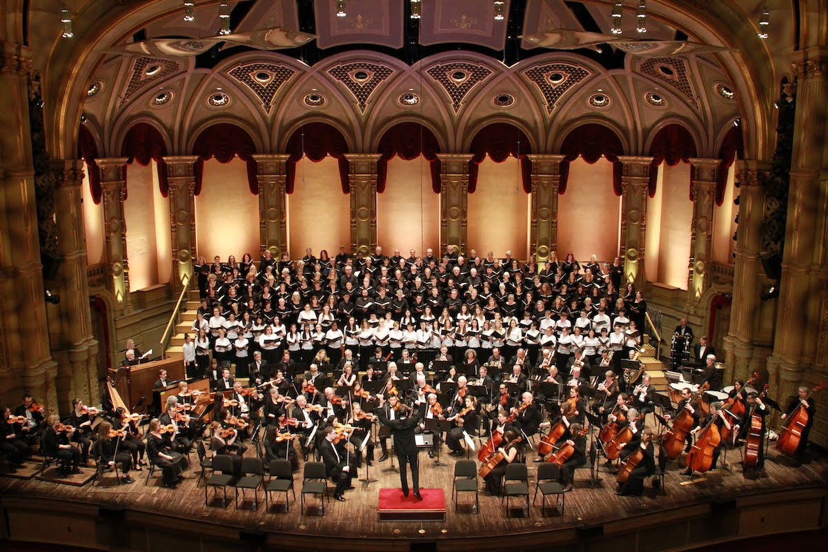Vancouver Bach Festival Kicks Off with Two-Night Undertaking:'Complete Brandenburg Concertos'