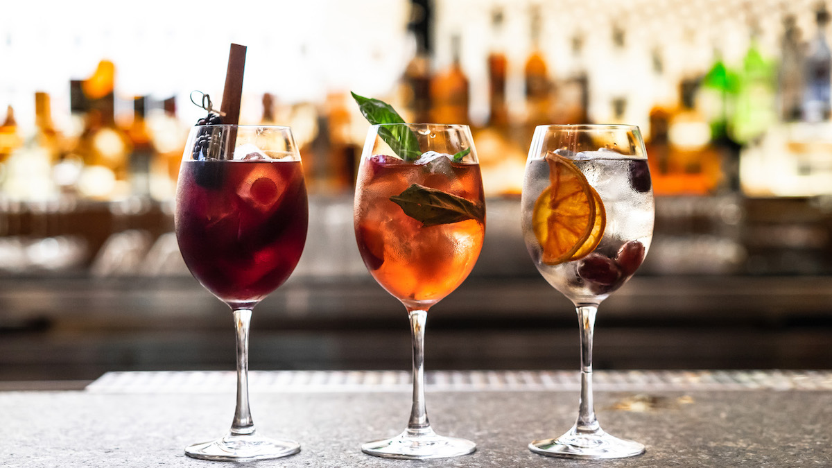 YEW's Aperitivo Hour Loses the Curfew + Sangria Returns With New Bites to Match