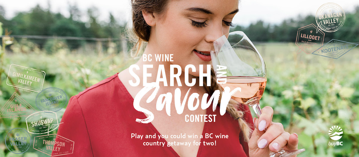 Enter to win! Search and Savour – Enter to win a grand prize getaway for two!