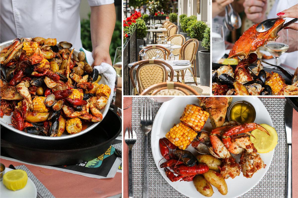 BOULEVARD KITCHEN & OYSTER BAR'S POPULAR SEAFOOD BOILS RETURN ON SUNDAYS THROUGHOUT SUMMER