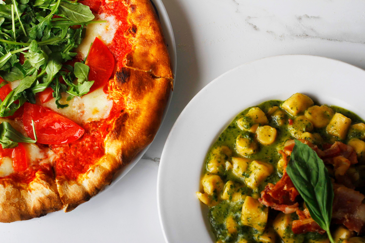 Marcello Ristorante and Pizzeria  on the Drive – fun, casual and great food!