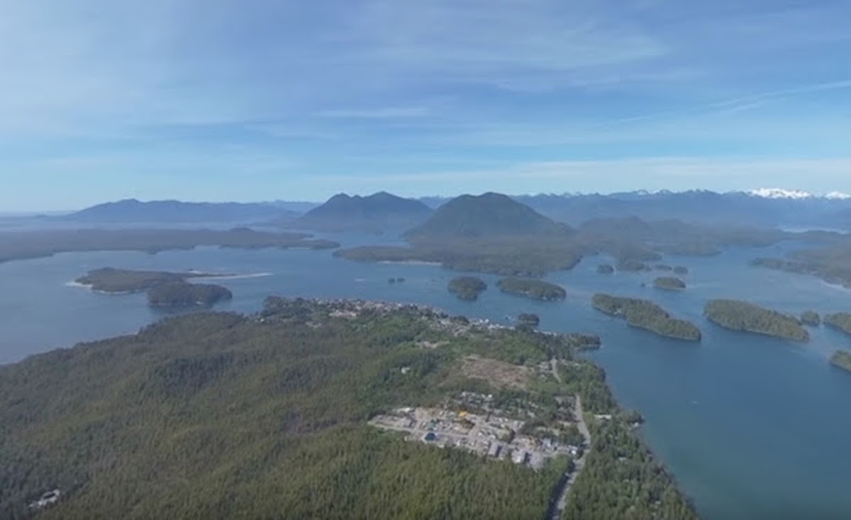 Tofino's incredible natural adventures captured in an immersive way