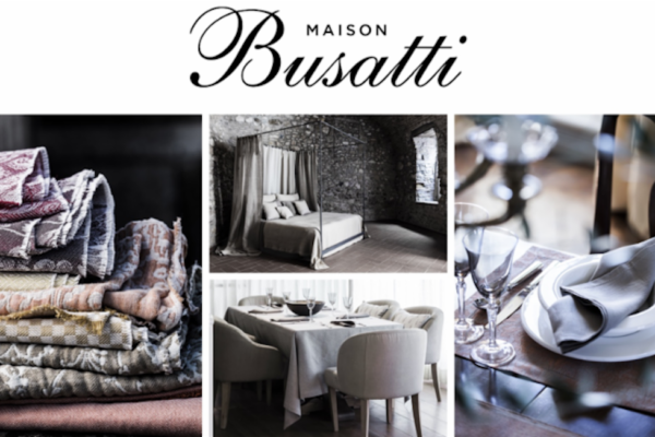 ICONIC TUSCAN WEAVER BUSATTI OPENS IN TORONTO WITH FIRST BRICK AND MORTAR IN CANADA