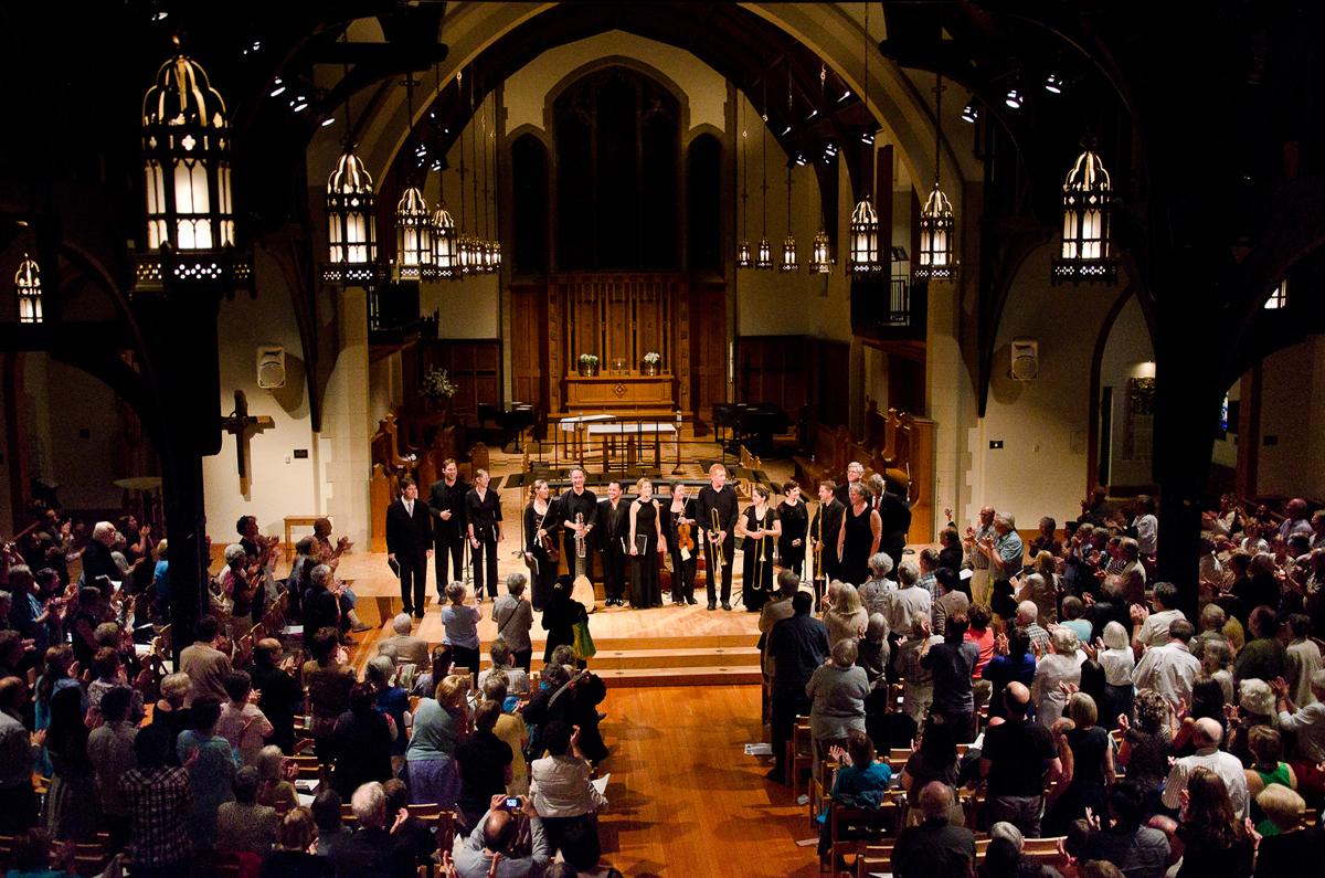 Celebratory Vancouver Bach Festival Marks Commencement of EMV's 50th Anniversary Season