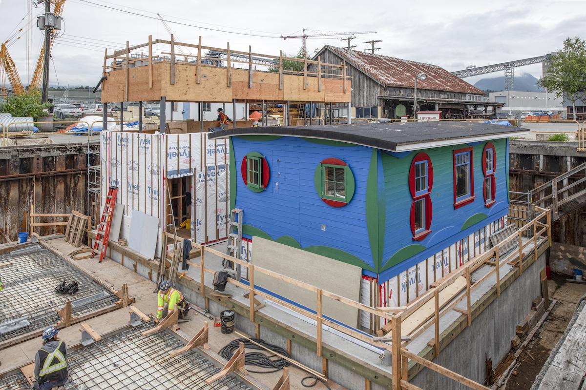 Blue Cabin Floating Artist Residency Sets Sail August 25