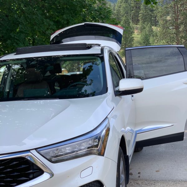 Summer Cruising In The Acura RDX