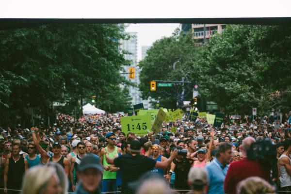 lululemon's 8th annual SeaWheeze Half-Marathon and Sunset Festival August 17