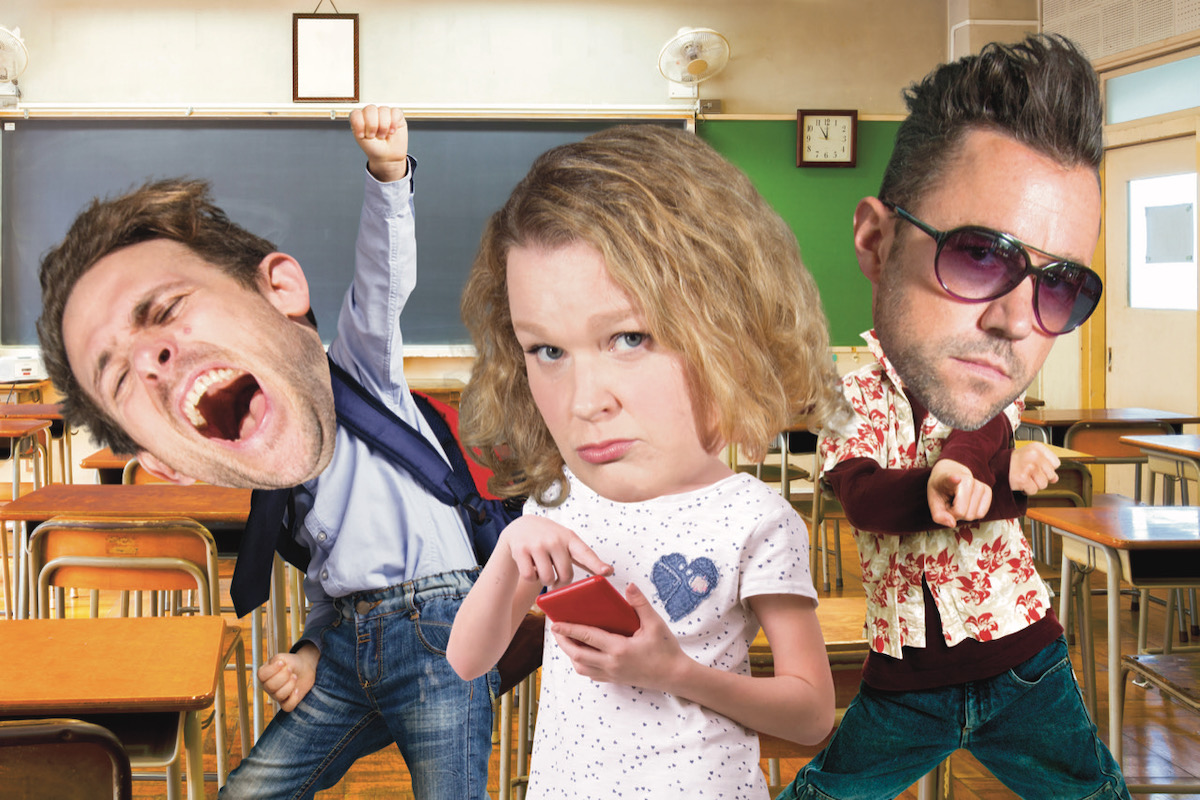 Vancouver TheatreSports Presents 'Back to School TheatreSports' Sept. 3-Oct. 12