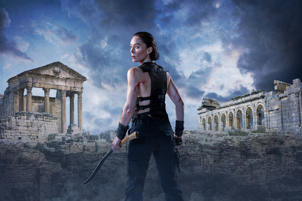 Bard on the Beach presents Coriolanus on the Howard Family Stage to complete the 30th season