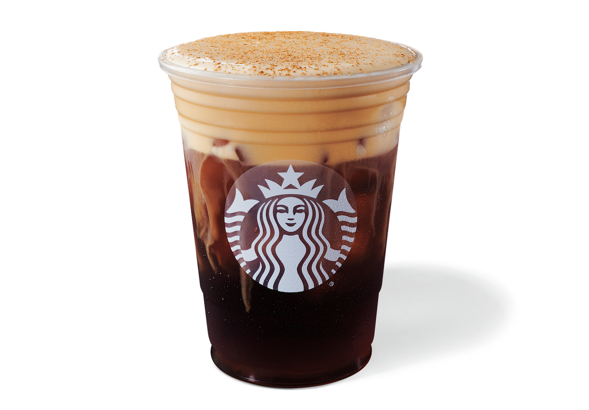 Starbucks is (Cold) Brewing a NEW Fall Favourite!