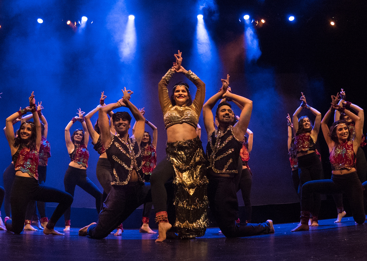 Discover Dance! Shiamak's Bollywood Jazz Sept 19