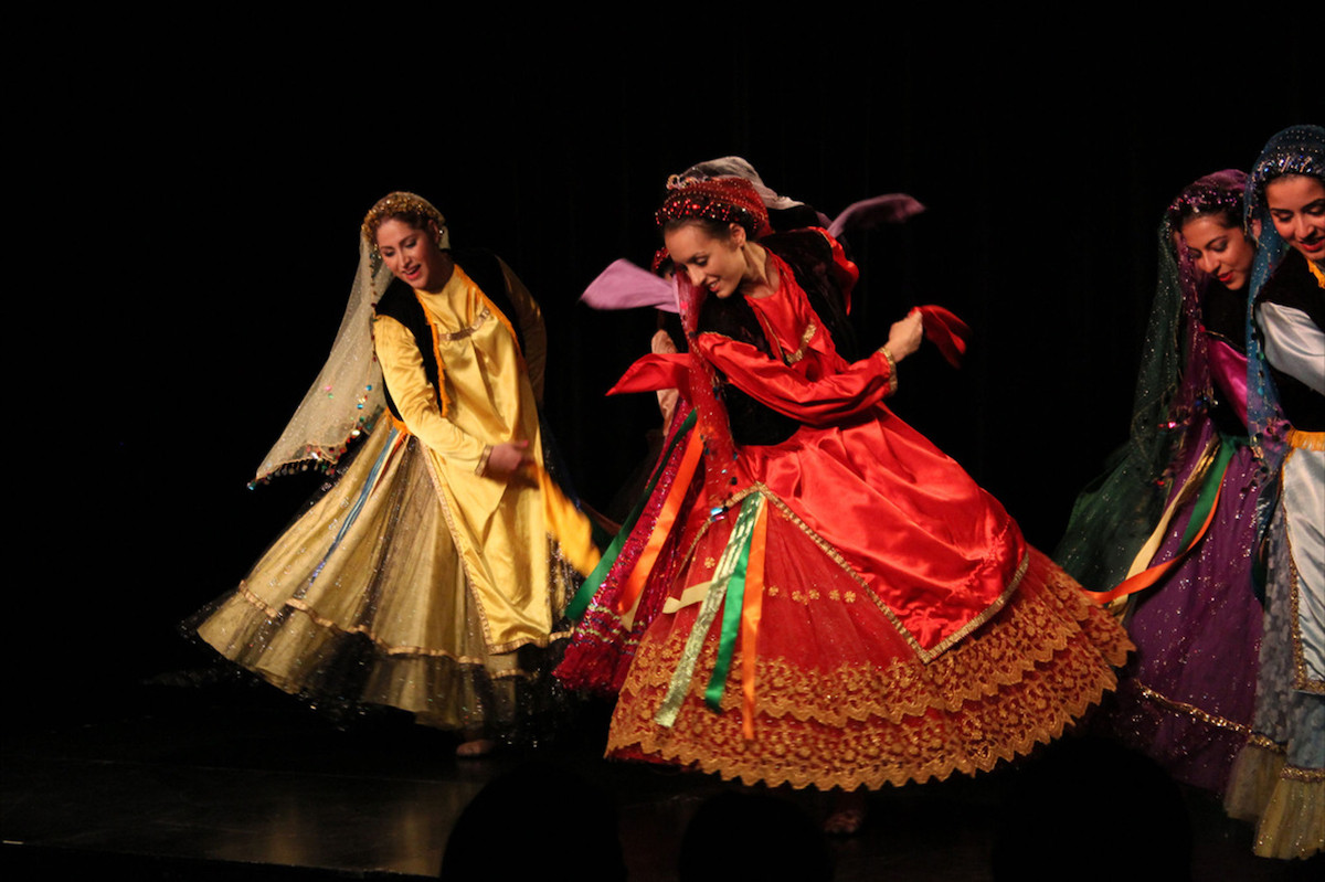 Discover Dance! Traditional Iranian dances with Vancouver Pars National Ballet Oct 10