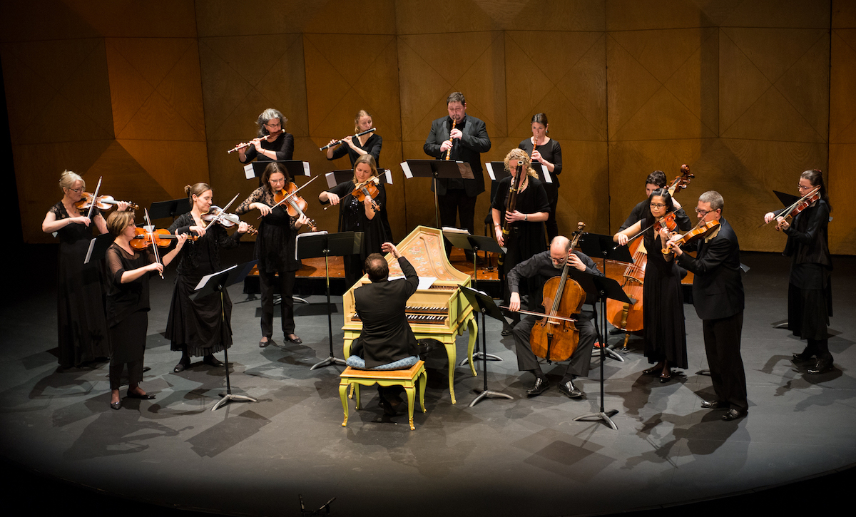 EMV Commences its 50th Anniversary Season with 'Le Concert Spirituel'
