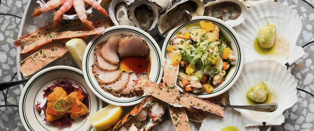 Coquille Fine Seafood launches Chef's Catch Dinner Series