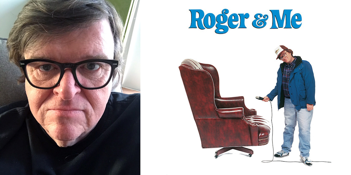 Michael Moore to attend Creator Talk at Vancouver International Film Festival 2019