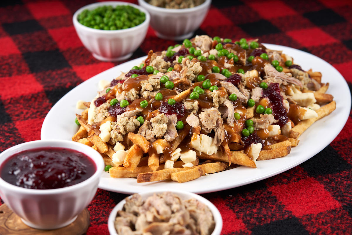 Dress for Dinner with Smoke's Poutinerie: The Ultimate Fan Favourite Turkey Dinner is Back for a Limited Time