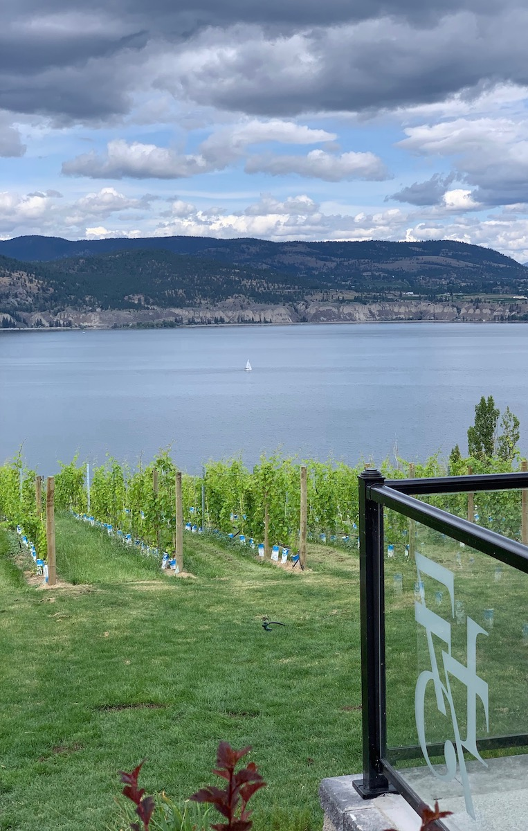 A curated tasting with Bench 1775 Winemaker Valeria Tait