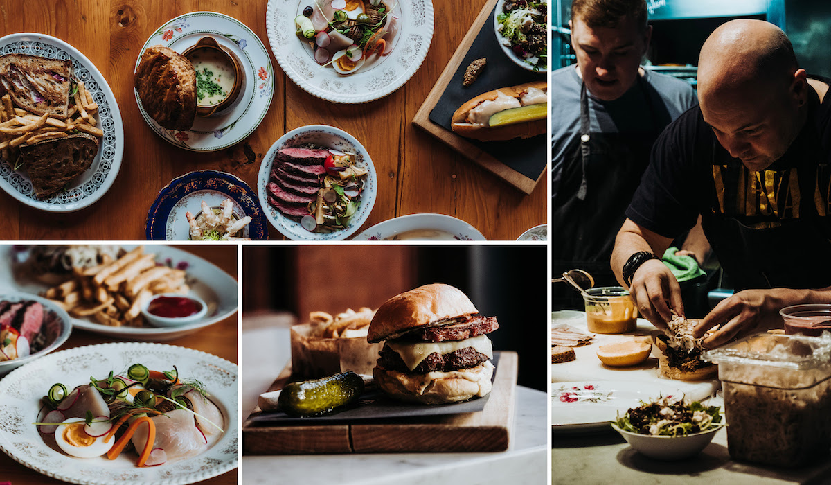 Pourhouse Brings Back New Weekday Lunch Service Starting September 23