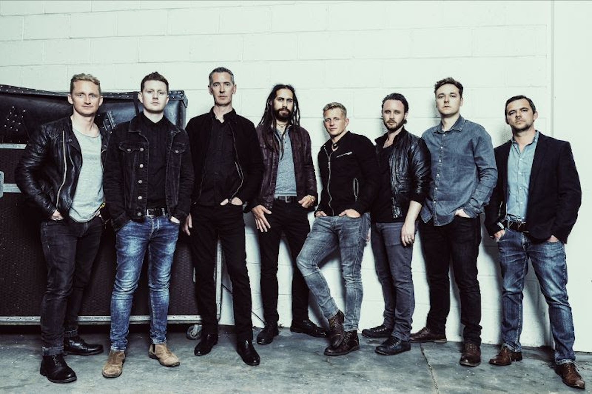 Celtic fusion band SKERRYVORE makes Vancouver debut October 5
