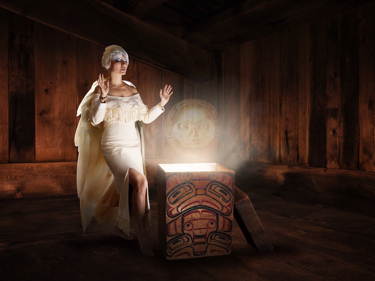 Bill Reid Gallery Explores Supernatural Beings & Feminine Power in Multimedia Exhibition